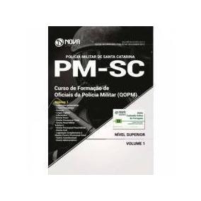 Apostila+curso Grátis Polícia Militar Pm-sc 2017 - Curso...