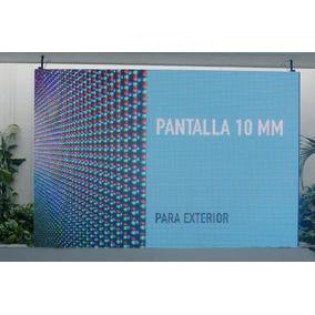 Pantalla Led Gigante P10 Modular