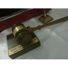 Martillo Madera Juez, Martillero, Abogado Etc