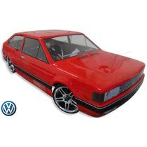 Carro Himoto Volkswagen Gol 91 Quadrado Grip 1/10 2.4ghz Rtr
