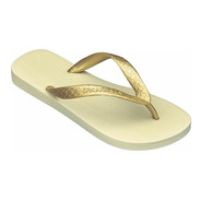 Chinelo Feminino Ipanema Clássica - 06466 - Dourado
