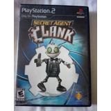 Secret Agent Clank Para Ps2