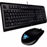 Combo Teclado Y Mouse Razer Cyc-aby - Gamer