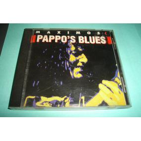 Pappo´s Blues - Maximos - Cd. Edicion Musimundo