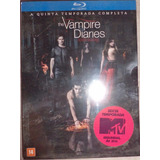 The Vampire Diaries - 5ª Temporada (lacrado)