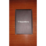 Caja De Blackberry Torch 9800