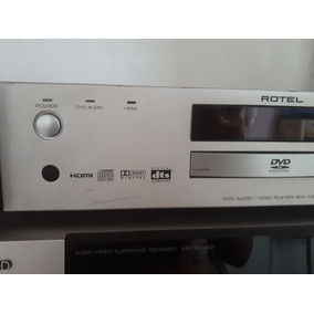Rotel Dvd Audio/ Video Player Rdv-1092