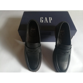 Zapatos Gap, Tipo Loafer Talla : 8 Us Negros