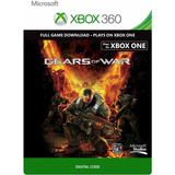 Gear Of War - Código Digital - Xbox 360 - One