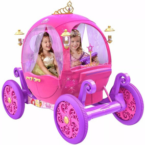 Carrito Electrico Disney Princess Para Niñas