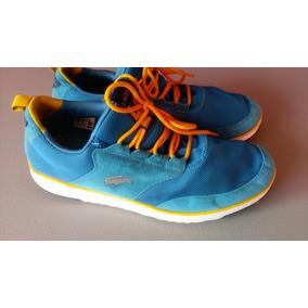 Tenis Lacoste Sport Azules
