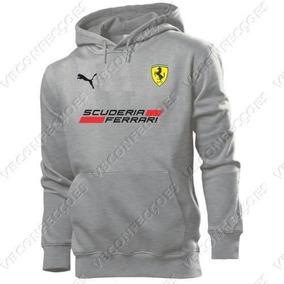 Blusa Moleton Scuderia Ferrari Corrida Formula 1 Promoção 4624d9d2b1c4c