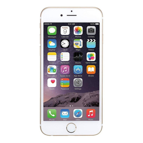 iPhone 6 32 GB Ouro 1 GB RAM