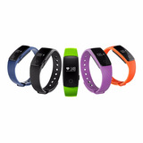 Smartband Pulseira Inteligente Bluetooth Iphone Android Fit