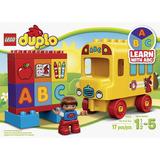Lego Duplo 10603 Mi Primer Autobús 17 Pzs