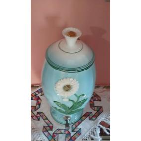 Filtro De Água De Porcelana Antigo