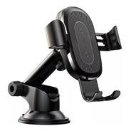 Soporte Celular Auto Carga Wireless Brazo 360º Sopapa Holder