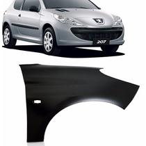 Paralama Peugeot 207 2008 A 2012 Lado Direito