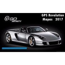 Atualização Gps Nuvi 52 Lm Mapa Radares E Pois 2017