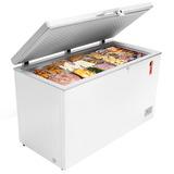 Freezer Horizontal Midea 415l Branco 220v - Rcfa4