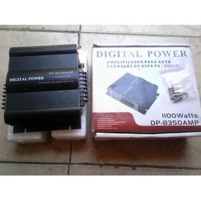 Amplificador Para Autos 2 Canales, Digital Power. Oferta.