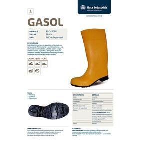 Botas De Seguridad, Calzado Con Puntera Bata Industrial