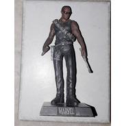 Blade Figurine Eaglemoss Coleção De Miniaturas Marvel