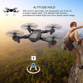 Drone Visuo Xs809hw Câmera Fpv De 2mp + 1 Bateria Extra