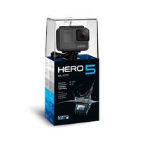 Go Pro Hero 5 Black + Brinde + 12x Sem Juros - Barato