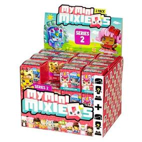 My Mini Mixieqs - Pack 2 Figuras Surpresa Série 2