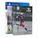 Fifa 16 Amp; Steelbook (amazon Exclusive) - Playstation 4