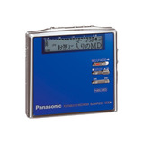 Minidisc Panasonic De Coleccion Con Grabadora
