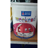 Pintura Weekend Interior Mate Tipo B Sherwin Williams