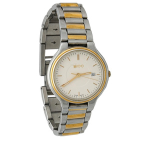 Reloj Mido De Cuarzo Para Dama.
