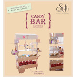 Alquiler De Carrito Candy Bar / Buffet
