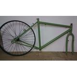 Pintura Para Cuadros Bicicleta Arenado Y Fosfatizado!