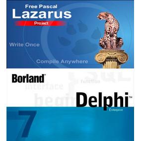 Curso De Delphi/lazarus Básico Para Iniciantes.