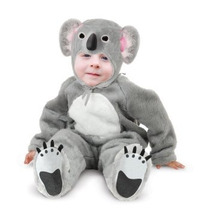 Disfraz De Oso Koala Para Bebes Y Niños Envio Gratis