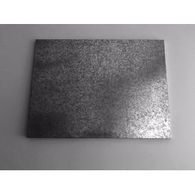 Quadro De Metal Para Aviso Recado 59x44cm