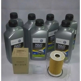 Kit 7lt Oleo 5w30 507 Filtro E Bujão Original Vw Amarok