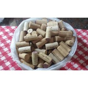 Corchos De Alcornoque Usados De Vino