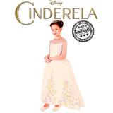 Fantasia Cinderela Noiva Disneyoriginal P E G Pronta Entrega
