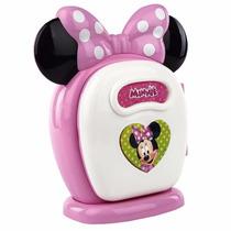 Brinquedos Menina Geladeira Infantil Minnie Com Acessórios