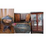 Vendo Excelentes Muebles Para Comedor Excelente Estado(tudor