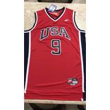 Camisa Nike Seleção De Basquete Estados Unidos - Anos 80