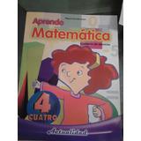 Aprendo Matematicas 4 Editorial Actualidad