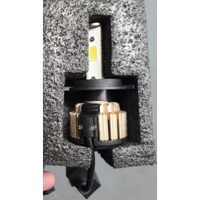 Lâmpada Super Led 12v Farol 9000lm D-max H4 6000k (unidade)
