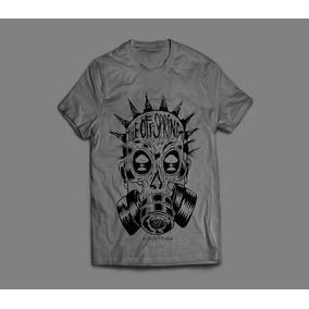 900a3509e3 Camisa Manga Curta Offspring - Calçados, Roupas e Bolsas Prateado no ...