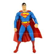 Superman Figura Articulada De Dc Comics De Coleccion