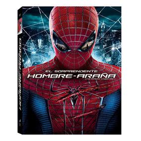 Bd3d El Sorprendente Hombre Araña Super Set Bd3d2d Dvd Mater